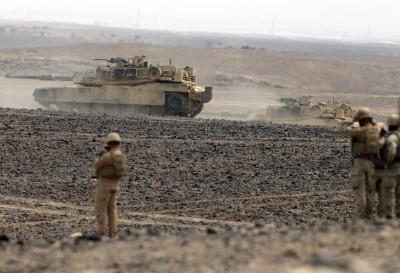 Saudi Arabia Military Exercises