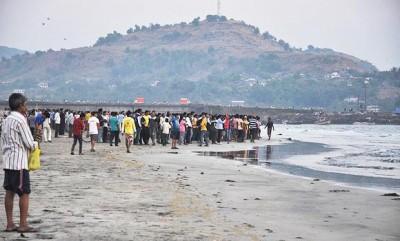 Sea Drowning Students