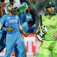 Shahid Afridi Lost Wicket
