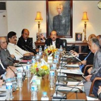 Sindh Government Cabinet Meeting