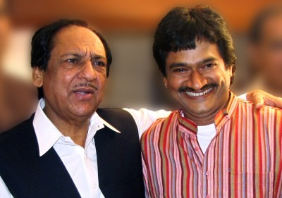 Srinivas and Ghulam Ali