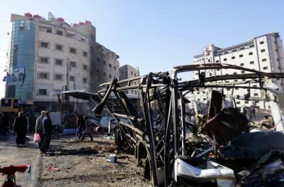 Syria's Suicide Attack