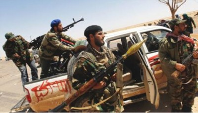 Terrorism in Libya