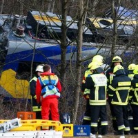 Trains Accdent