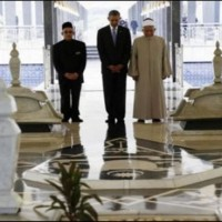 US President Obamato Visit Mosque