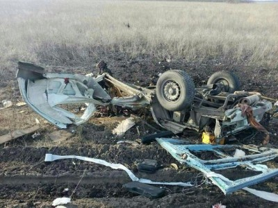 Ukraine Accident