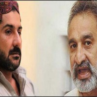 Uzair Baloch and Zulfiqar Mirza
