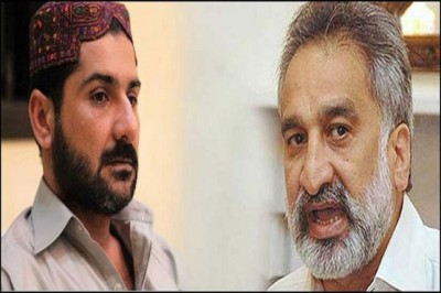 Uzair Baloch and Zulfiqar Mirza