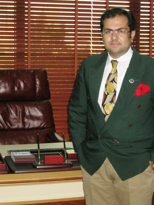 Dr. Ali Abbas Shah, Dubai