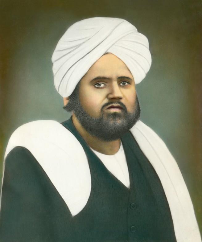 Pir Seyyed Mehr Ali Shah Sahib Bukhari Naqshbandi