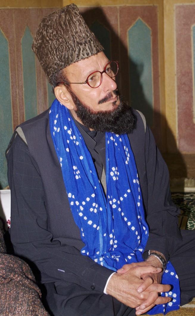 Pir Seyyed Khezr Hussaen Chishti