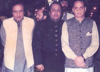 Allama Irfan Haedar Abdi, Mohsin Naqvi, Ja'far Ali Meer