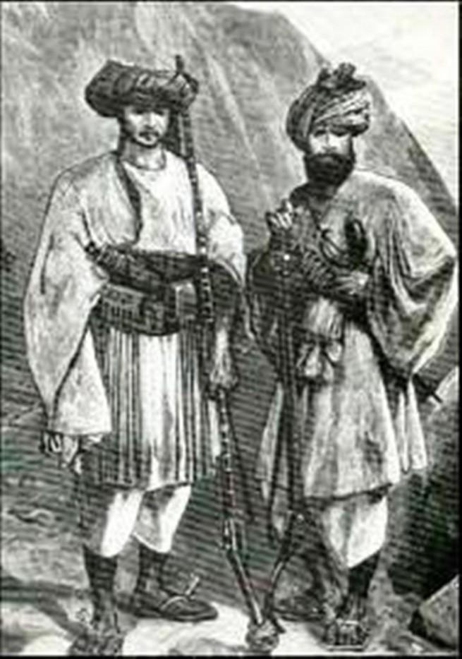 Roshaniya Movement Afghan Warriors