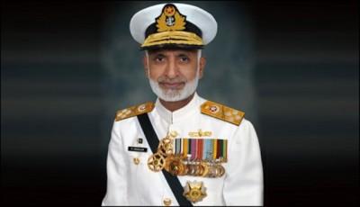 Admiral Zaka Ullah