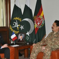 Army Chief and General Luis