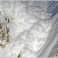 Avalanche Falling