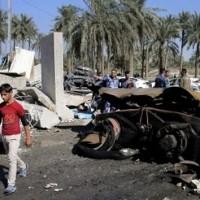 Baghdad Explosion