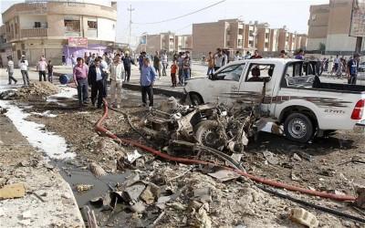 Baghdad Suicide Attack