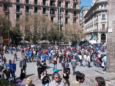 Barcelona Marched