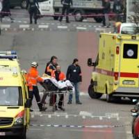 Belgium Explosion