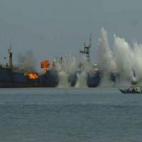 Boat Explosives