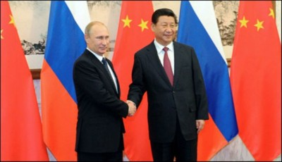 China on Russia