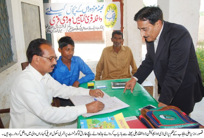 D.I.O Zulfiqar Ali