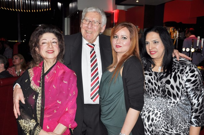 G-50 Wolverhampton Birmingham United Kingdom Dinner Party