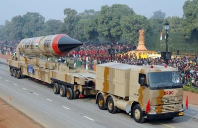 Defense budget India