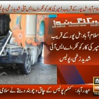 Dumpers Car Accident– Breaking News – Geo