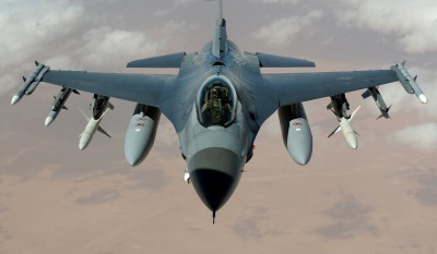 F-16 Plane