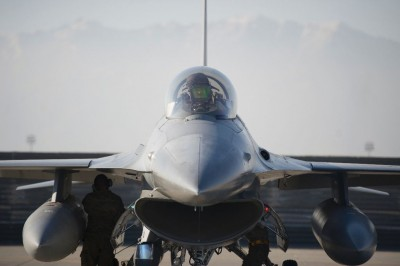 F16 Jet Plane
