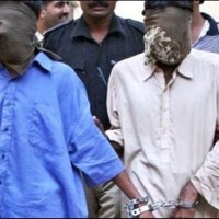 Faisalabad Theif Caught