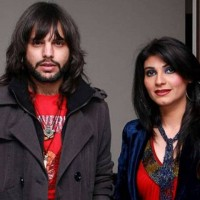 Fariha Pervez and Noman Javed