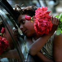 Flower Sellers Child