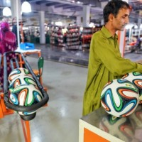 Football Factory in Sialkot