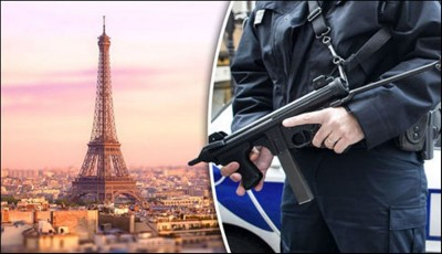 French Police Arrest