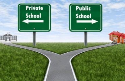 Governemtn vs Private School
