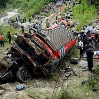 Guatemala Bus Accident