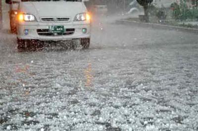 Hailstorms