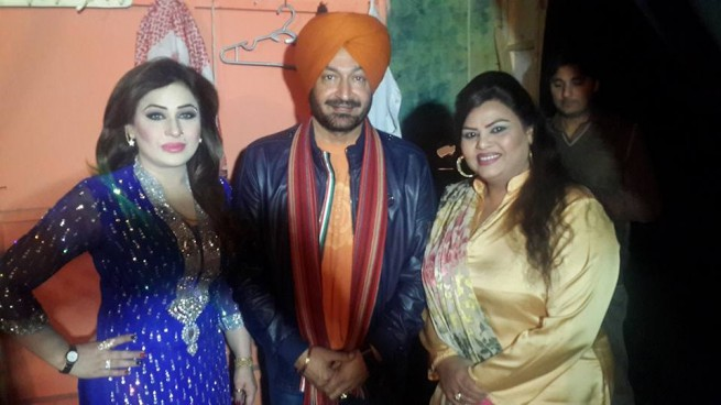 Honey Shahzadi, beena sehar and Indian