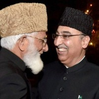 Hurriyat leaders meet Pakistani High Commissioner