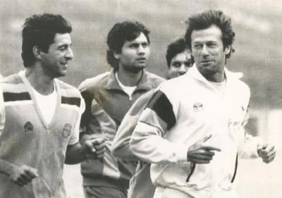 Imran and Waseem
