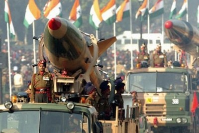 India Defense Budget