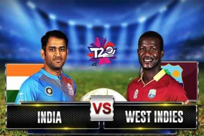 India and West Indies