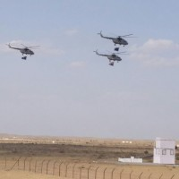 Indian Air Force Exercises
