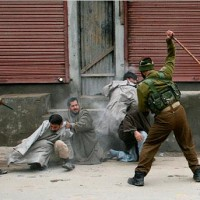 Indian Army Violence