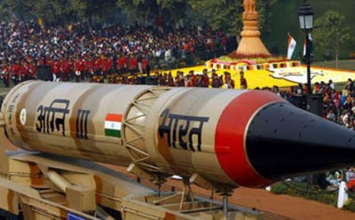 Indian Nuclear Missile