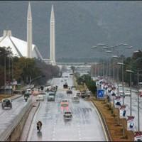 Islamabad Rain