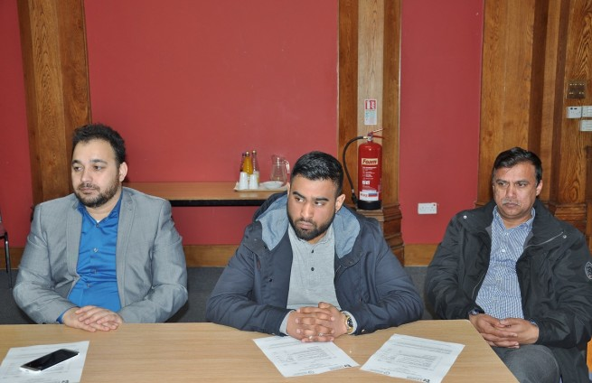 Jammu and Kashmir migrants Chamber of Commerce Seat